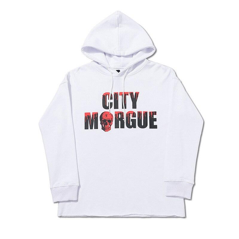 VLONE Bulldog CITY MORGUE Hoodie 1