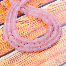 Red Watermelon Natural Stone Bead Round Loose Spaced Beads 15 Inch Strand 4/6/8/10/12mm For Jewelry Making DIY Bracelet