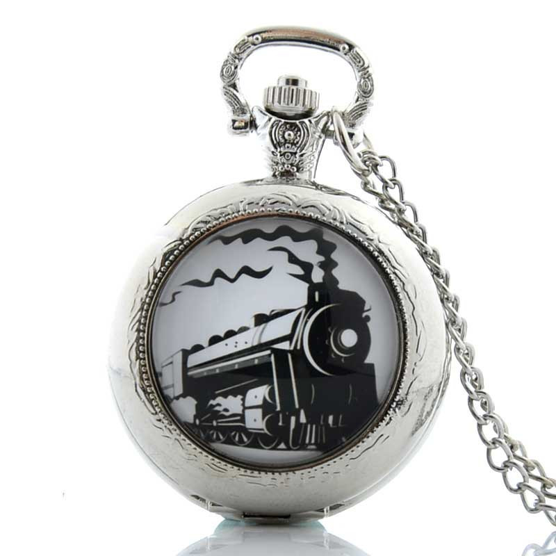 Vintage Pocket Watch Chain Retro The Greatest Pocket Watch Necklace For Grandpa Dad Gifts