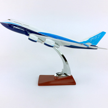 30CM 1/230 Boeing B747-400 model airline airways with base alloy aircraft plane aviation collectible display model toy display