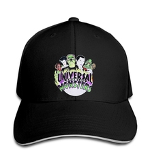 Gorra de béisbol vintage negra # snapback sombrero de béisbol de la novia de Dracula