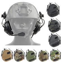 Тактическая гарнитура для шлема шумоподавление звука армейские