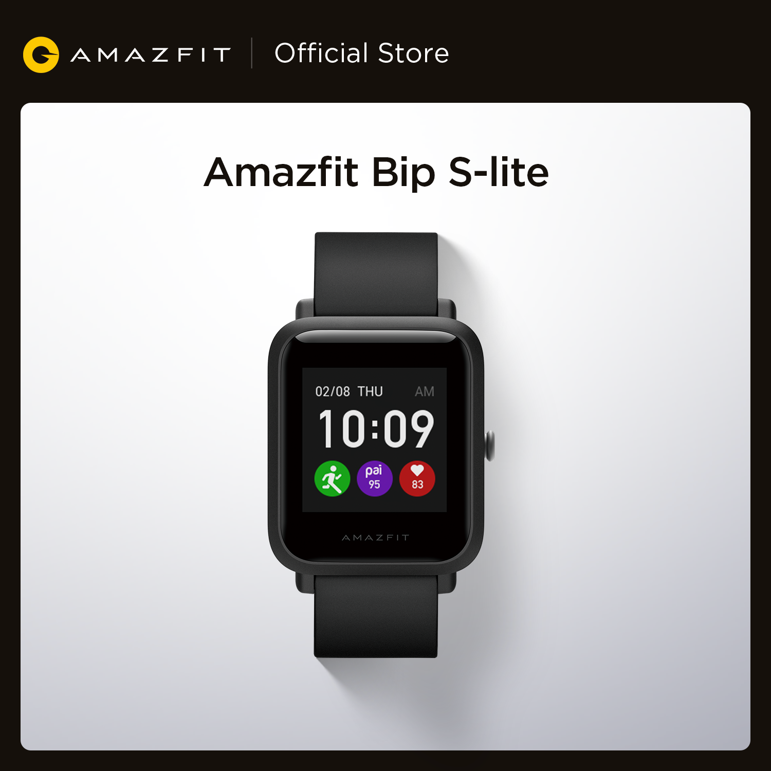 Global Version Amazfit Bip S Lite Smartwatch Color Display 5ATM Waterproof Swimming Smart Watch 1.28inch For Android ios Phone|Smart Watches| - AliExpress