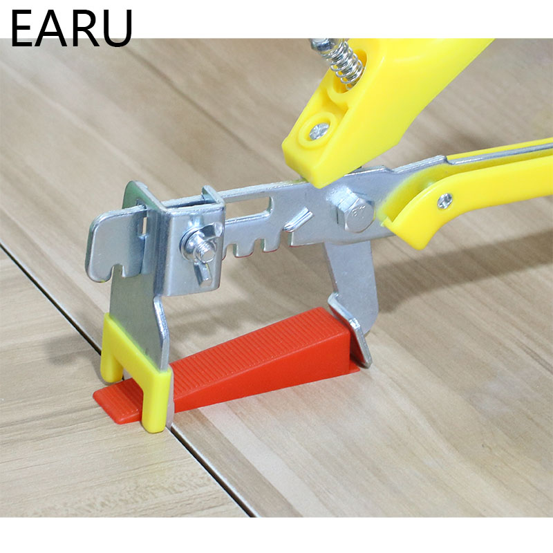 H8a102abe301a4c378f2ea337fe467290h - Accurate Tile Leveling Pliers Tiling Locator Tile Leveling System Ceramic Tiles Installation Measurement Tool