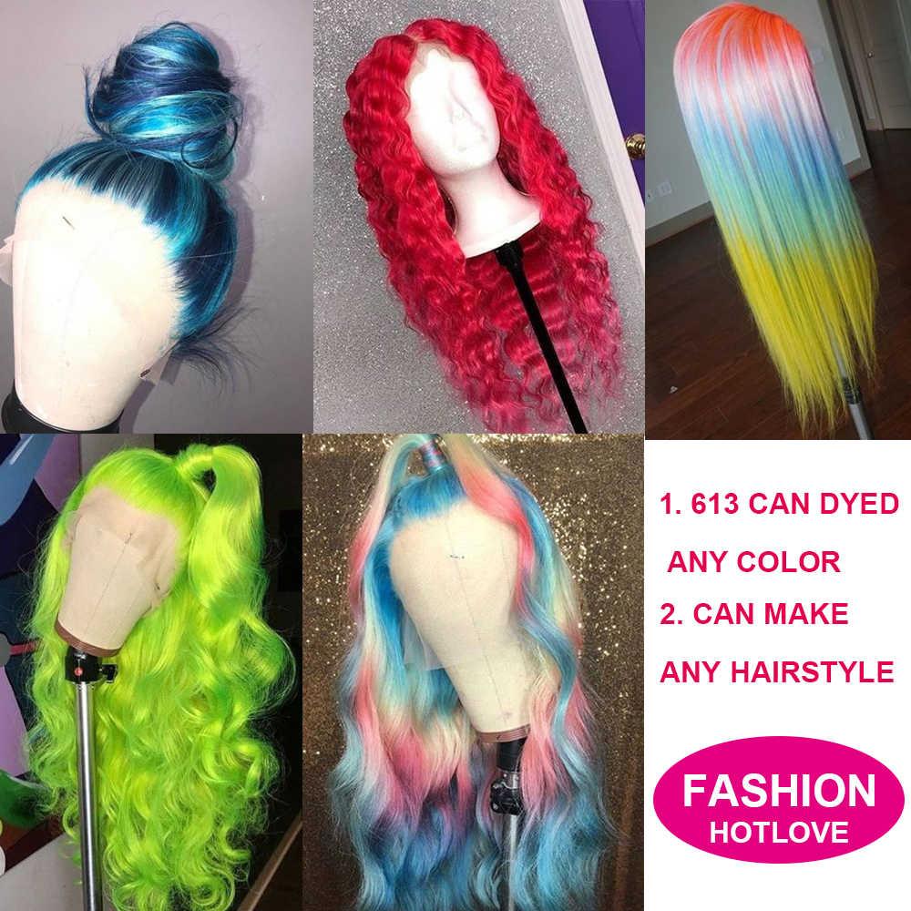 360 Kant Frontale Sluiting Met 613 Blond steil Haar Bundels Met Frontale Remy Human Hair Weave 2 Bundels Met Frontale sluiting