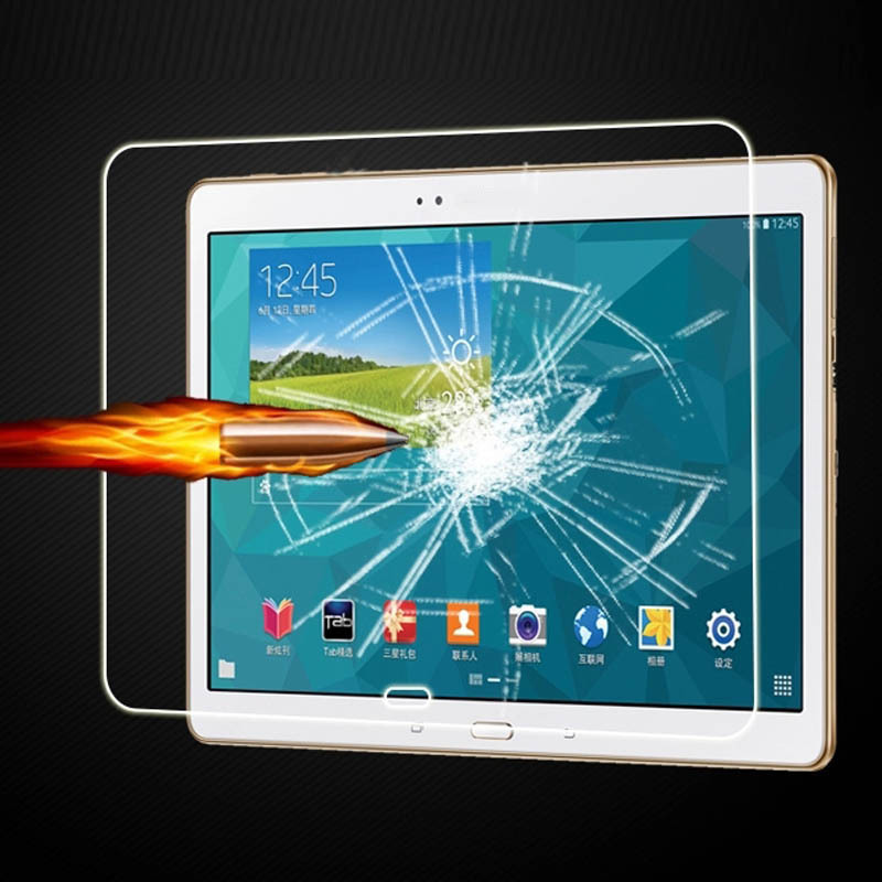 9H Tempered Glass Screen Protector Film For Samsung Galaxy Tab Pro 10.1 T520 T521 T525