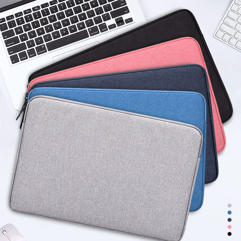 Hot Selling Laptop Bag Protective Cover Bag Shockproof Cover Notebook Case Sleeve Laptop Bag For Macbook HP Dell Lenovo 13.3/14.1/15.4Inches -B5