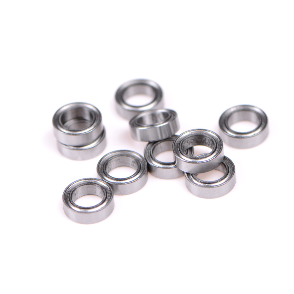 4pcs Ball Bearing 675ZZ MR85ZZ 5*8*2.5 5x8x2.5mm Metal Shield MR85Z Ball Bearing Universal High Quality
