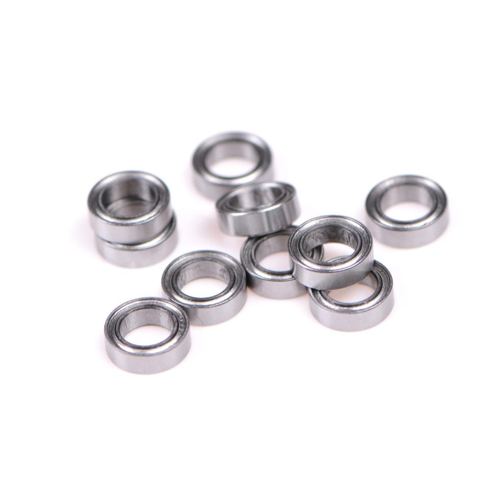 4pcs Ball Bearing 675ZZ MR85ZZ 5*8*2.5 5x8x2.5mm Metal Shield MR85Z Ball Bearing Universal High Quality