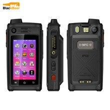 UNIWA – téléphone portable A19S, écran IPS de 3.0 pouces, étanchéité IP68, 4G LTE Quad Core, talkie walkie POC Zello, Android 6.0, 4800mAh