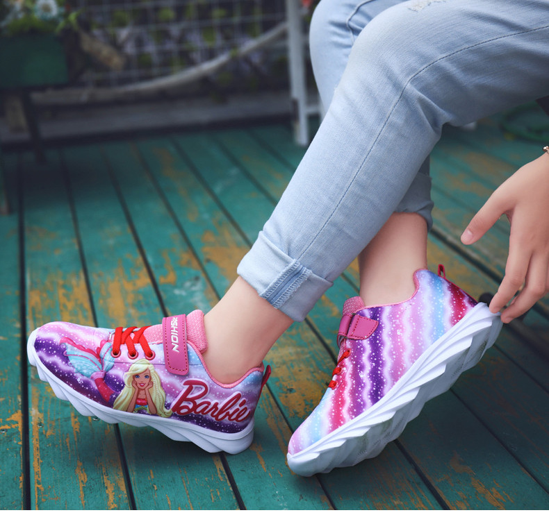 Kids Sports Charachter Shoes