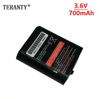 Pack 3,6 V 700MAH batterie für MOTOROLA 53615 HKNN4002 HKNN4002B HKNN4002A KEBT-071-B KEBT-071D KEBT-071-C MS350 MR350 MJ270