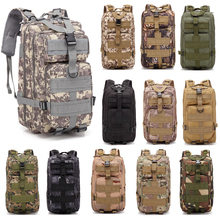 3l 6l outdoor climbing bags military tactical backpacks waterproof oxford molle camping pack hiking waist bags mochila militar 3P Tactical Military Army Backpack Outdoor Trekking Bag Rucksack Men Camping Hiking Backpacks Sports Molle Pack Climbing Bags