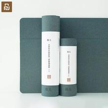 Youpin натуральный пробковый коврик для мыши, молодежная версия Sea Blue, офисный точный Гладкий большой размер для всей семьи с постоянной температурой