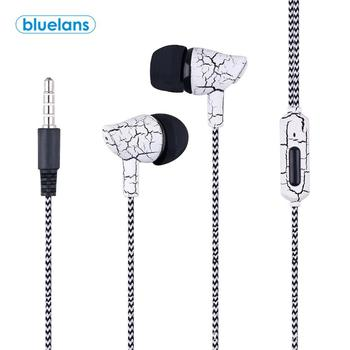 Sport Metal Wired Earphone 1.2M Deep Bass Stereo sport in-ear Earphones with Mic Volume Control For Xiaomi Samsung Huawei Phones 2020 newest wired earphones in ear super bass earbud headphone with mic for samsung phones sport stereo headset