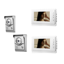 Doorbell-Camera Video-Intercom Phone-System Wired Villa Security-Kit Gate-Entry Home