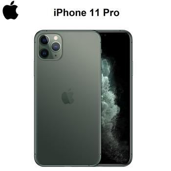 "Original New iPhone 11 Pro/Pro Max Triple Rear Camera 5.8/6.5"" Super AMOLED Display A13 Chipset IOS 13 Smart Phone MI Bluetooth 1"