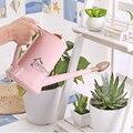 2 литра пластмассовая Лейка цветок, растение, свадебная брошь, инструмент для душа со съемным длинным открытым носком чайник садового полив...