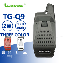 Quansheng TG-Q9 Mini Walkie Talkie UHF Radio Comunicador Portable PMR Kids CB Two Way Station Toy Woki Toki Hf Transceiver