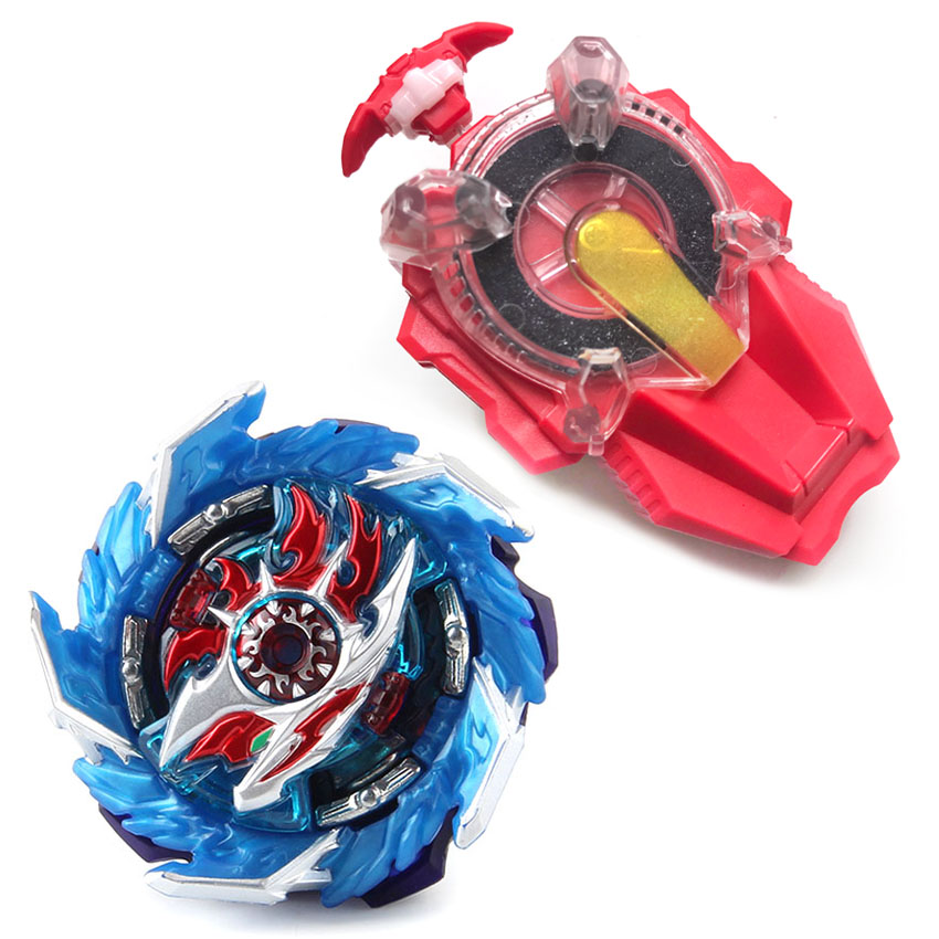 Tomy All Models Launchers Beyblades Burst B-165 B-160 B-159 GT Toys Arena Metal God Fafnir Blade Blade Toy