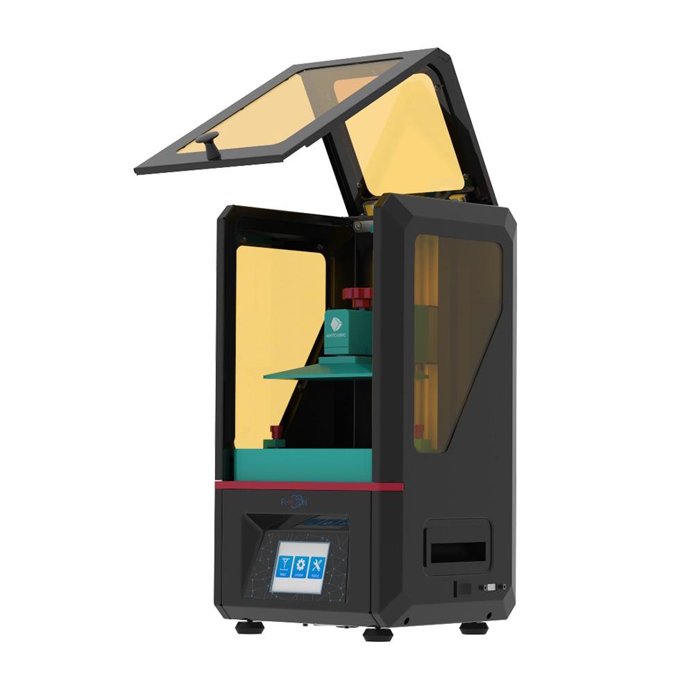 ANYCUBIC Photon Hars 3D Drucker UV LCD Drucker Druckbereich von 115x65x155mm 2,8 Zoll Farbtouchscreen Vollständig montiert-in 3D Printers van Computer & Kantoor op AliExpress - 11.11_Dubbel 11Vrijgezellendag 1