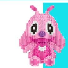 Алмазные животные блоки гранулы сборные Развивающие детские игрушки для детей 110