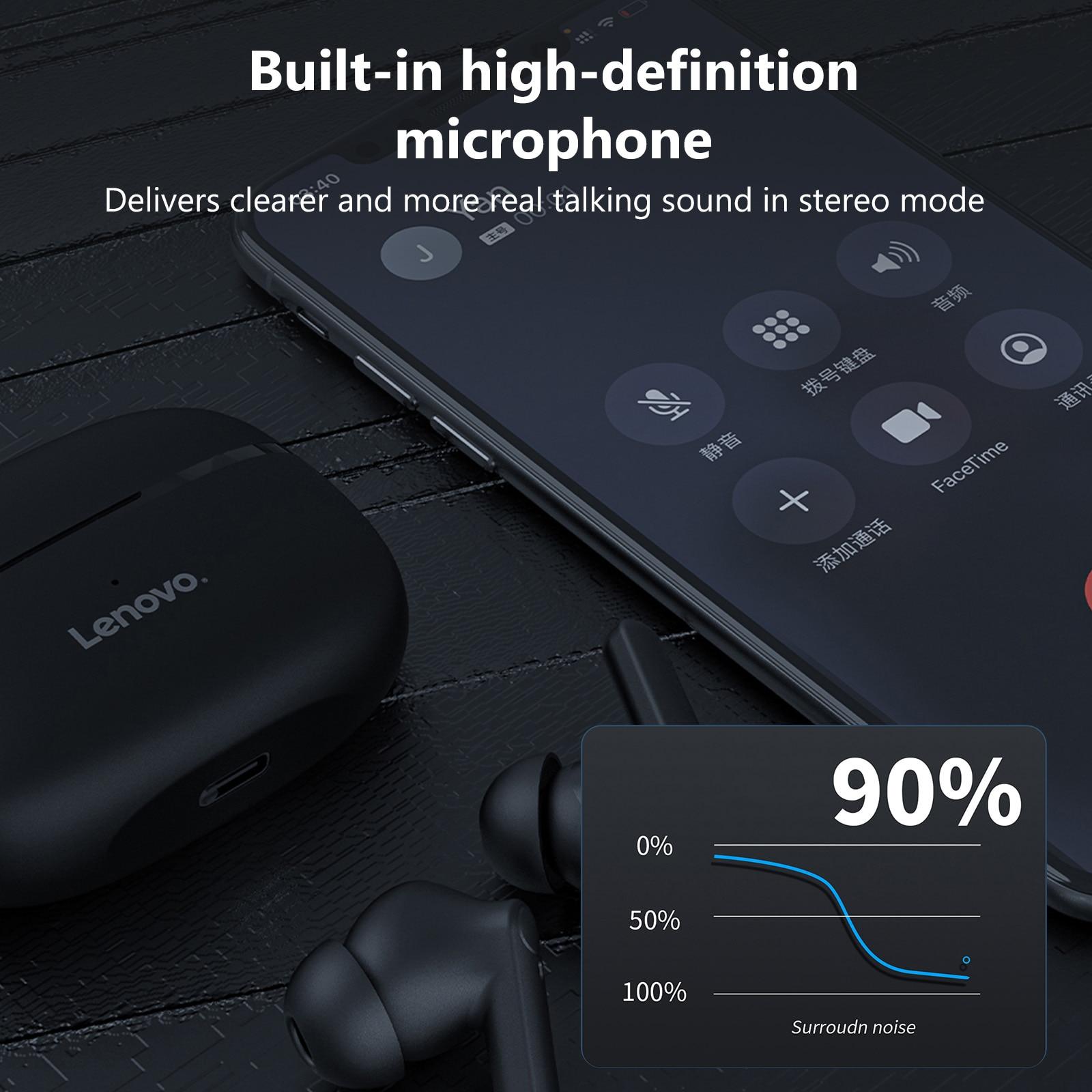 Lenovo HT05 TWS Bluetooth 5.0 Earbuds 8