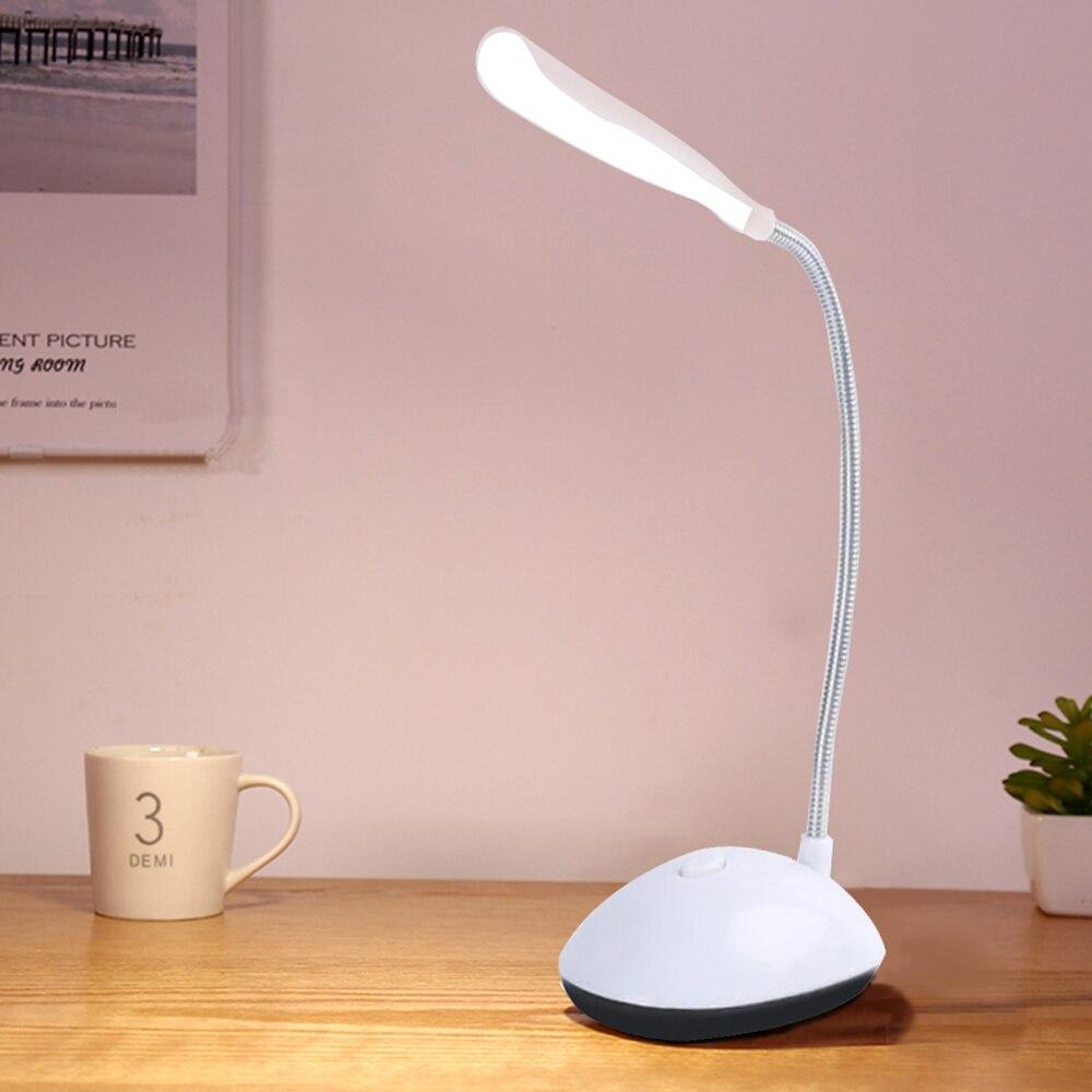 Лампа для чтения настольная лампа светодиодный солнечный светильник Складная с регулируемой яркостью AA Батарея приведенный в действие Нас...