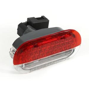 Image 5 - 1 قطعة ضوء باب السيارة السوبر مشرق الأصلي الباب تحذير ضوء ل 1998 2005 VW بيتل جولف جيتا بولو سيارة Led ضوء المصباح