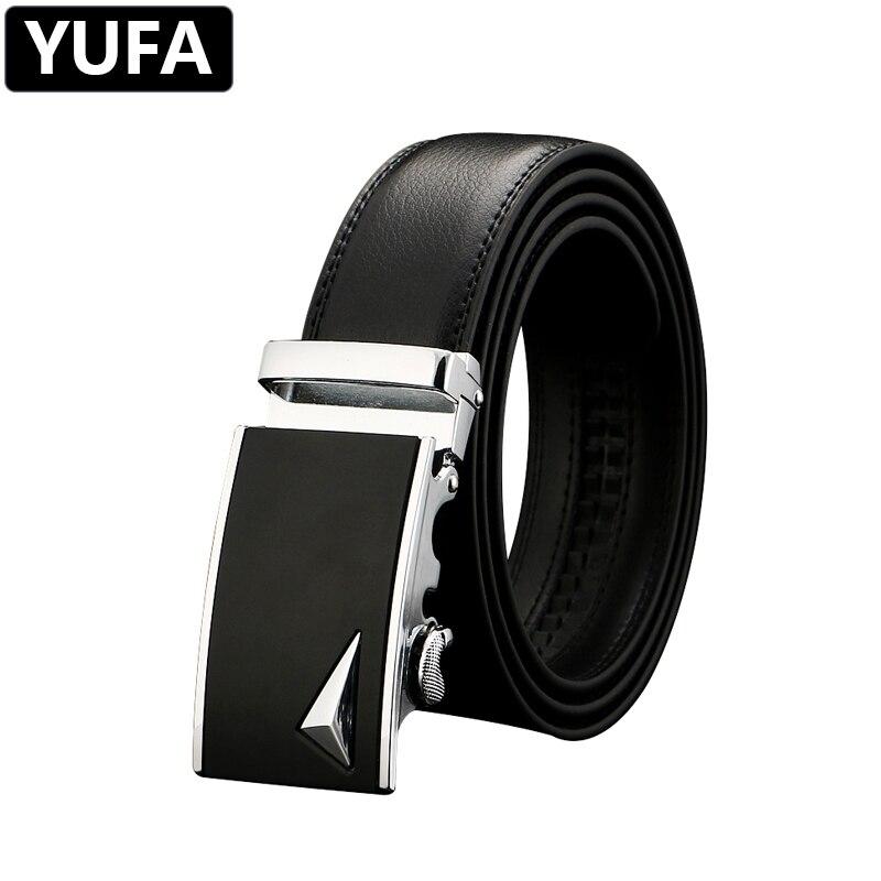 Cinturon Cinto de Cuero Genuino hombre 18 tipos Men Business Style Belt Designer