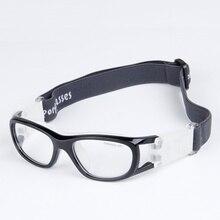 цена на Vazrobe sports Glasses frame boys youth Anti Explosion Eye Protect Children Goggles Clear lens non-Prescription eyeglasses