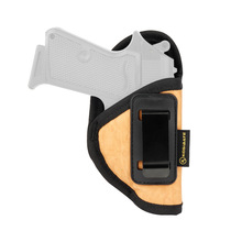 hunting axe hatchet head cover ax blade sheath belt loop holster thick genuine leather coffee color New Arrival Tactical multicolor Holster in Gun Accessories Genuine Leather Hunting Combat Holster Revolver Hunting Supplies