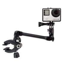 Adjustable Instrument Music Jam Mount for GoPro Hero 8 7 6 5 3 4 SJCAM Yi 4k h9 Camera Go Pro Guitars Drums Mic Stands Holder(China)