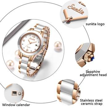 2020 New Brand Bracelet Watches Women Luxury Crystal Dress Wrist watches Clock Women's Fashion Casual Quartz Watch Reloj Mujer