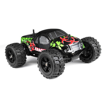 1:32 4CH 2WD 2.4GHz RC Car Mini Machine Radio Controll Car Off-Road Vehicle Model High Speed 20km/h Climbing Car Model Toys 2