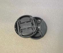 Tapa de lente de cámara 10 unids/lote Logotipo de 49mm 52mm 55mm 58mm 62mm 67mm 72mm 77mm 82mm para Nikon (tenga en cuenta el tamaño)