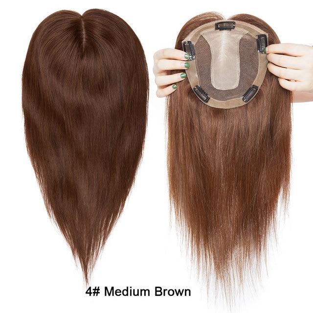 4 Medium Brown