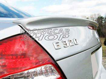 UNPAINT AMG Style BOOT TRUNK SPOILER REAR WING fit for BENZ E CLASS W211 2002-2009 CLASS M041F