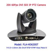 Câmera quente da reunião da videoconferência de 2mp 1080 p hd dvi 3g sdi lan 20x onvif para o tele treinamento, sistema de vigilância da tele medicina