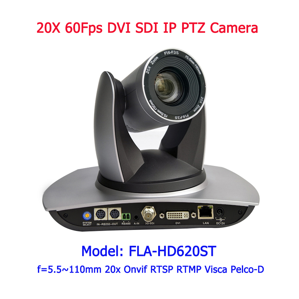 Hot 2MP 1080P HD DVI 3G-SDI LAN 20X Onvif Video Conference Meeting Camera For Tele-training,Tele-medicine Surveillance System