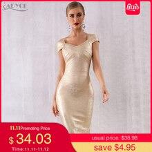 Dresses ADYCE Sleeve Women