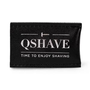 QSHAVE защитный чехол из натуральной кожи с двойным краем