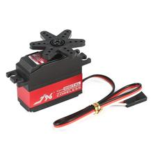 JX PDI-2535MG 25g Waterproof Metal Gear Digital Coreless Gyro Tail Servo for RC 450 500 Helicopter Fixed-wing Airplane