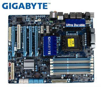 Gigabyte GA-X58A-UD3R LGA 1366 For Intel X58 Motherboard DDR3 USB3.0 24GB SATA III Desktop Mainboard Systemboard Used PC asus m4a89td pro usb3 motherboard socket am3 ddr3 16gb 890fx m4a89td pro usb3 desktop mainboard systemboard sata iii used