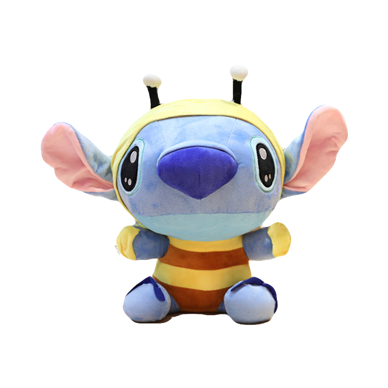 Super Cute Lilo And Stitch Plush Toys Doll Lovely Stitch Toys For Girls And Boys Plush Animals Toy Gifts Minion Juguetes