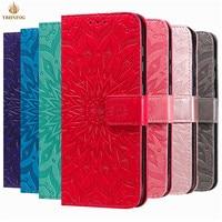 Custodia a portafoglio in pelle per Huawei Honor 10 Lite 7A 8A 7X 8X 6A 6X 8C 9A 9C Mate 20 30 40 Pro porta carte di credito