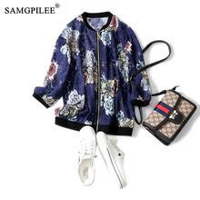 Summer Jacket Women Tops Women 2020 Casual Tops Half Sleeve Print Stand Collar Z