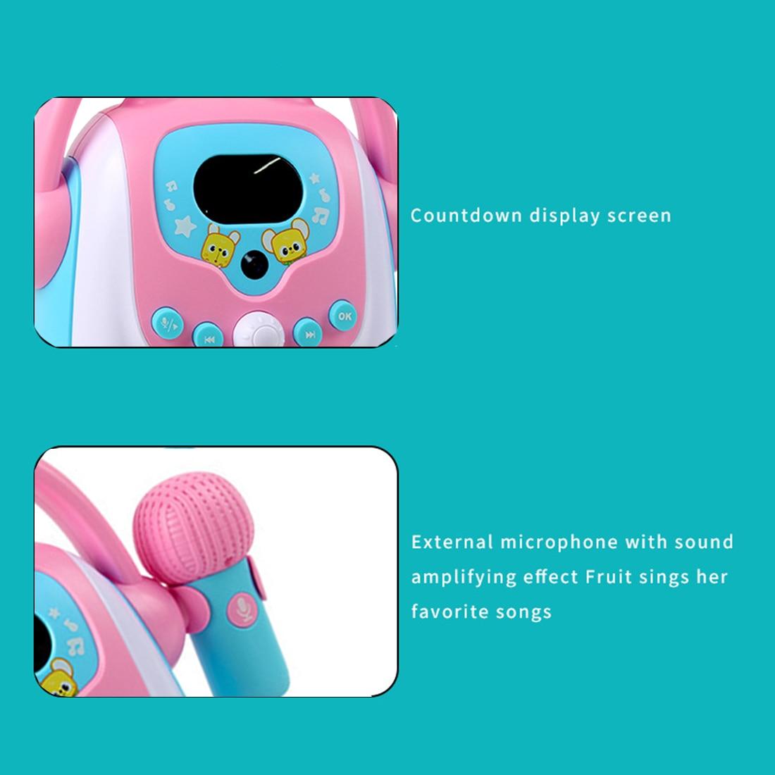 maquina de musica desenvolvimento brinquedos educativos para criancas presente rosa azul 05