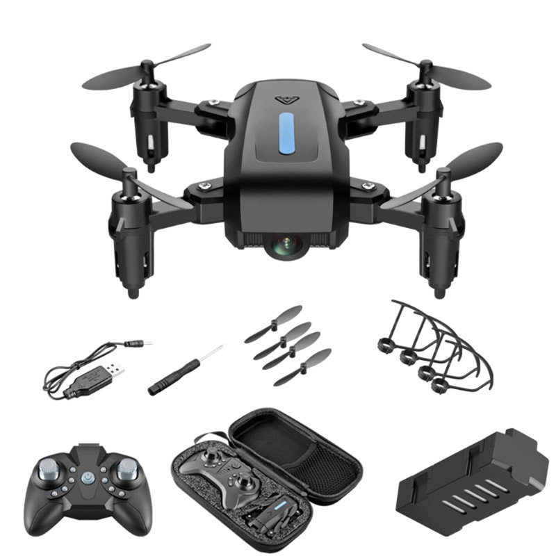 Mini Foldable RC Drone with 4K 1080P 720P Camera High Definition Real-time Wifi Aerial Photography Quadcopter Toys
