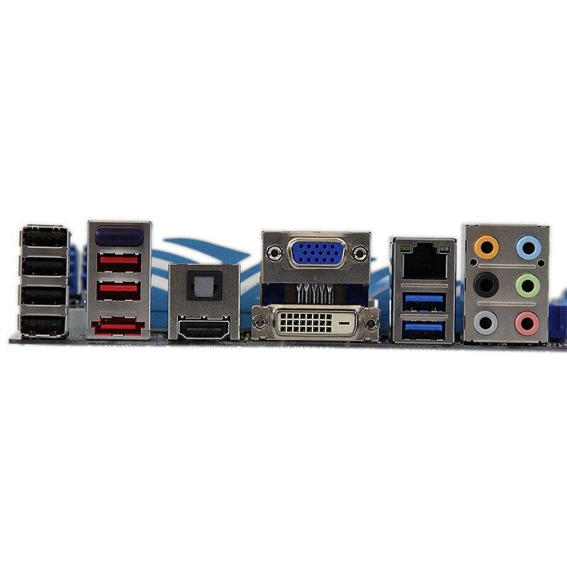 Original For ASUS P8Z68-V/GEN3 Desktop motherboard Z68 LGA 1155 ATX DDR3 32GB SATA3.0 USB3.0 PCI-E 3.0 100% fully Tested 10